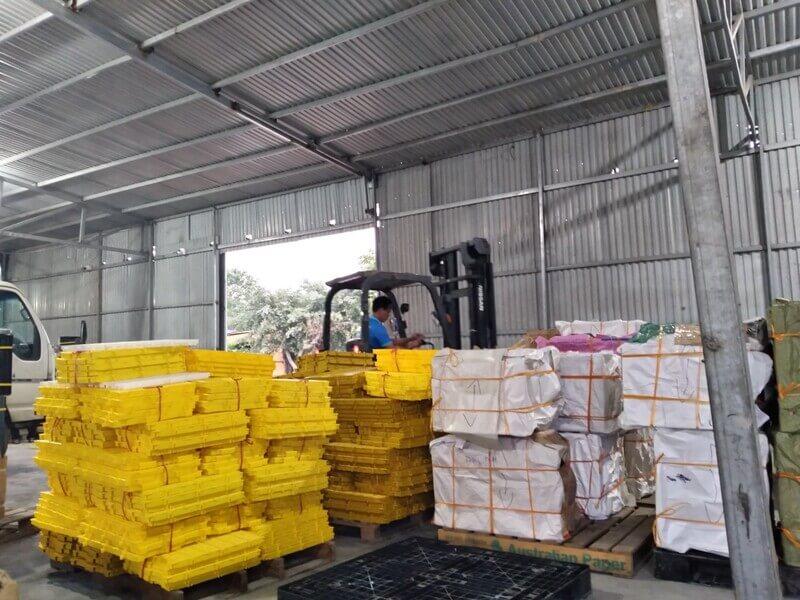 Vận chuyển hàng hóa với nhiều cam kết chất lượng