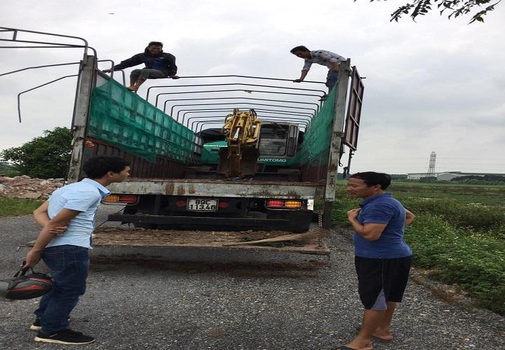 Vận chuyển hàng Bắc Ninh vào Sài Gòn