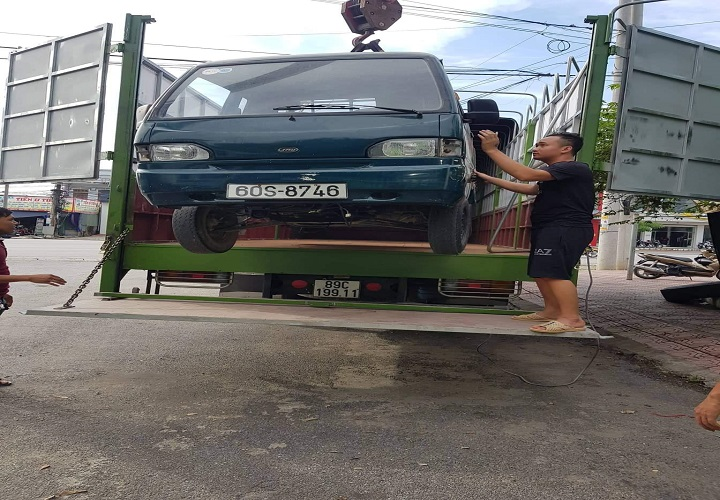 Vận chuyển hàng Hà Nội vào Nha Trang