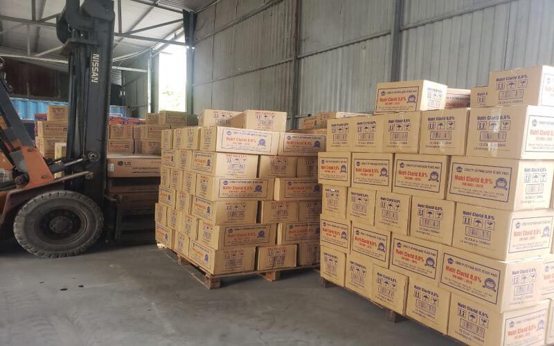 Vận chuyển hàng Hà Nội Nha Trang tại vận tải Bắc Việt tốt nhất hiện nay