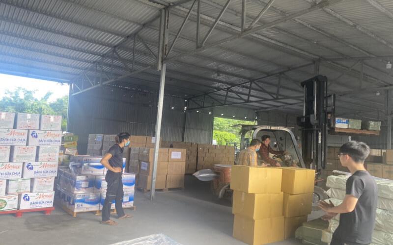Đa dạng hình thức giao nhận và vận chuyển tại Bắc Việt