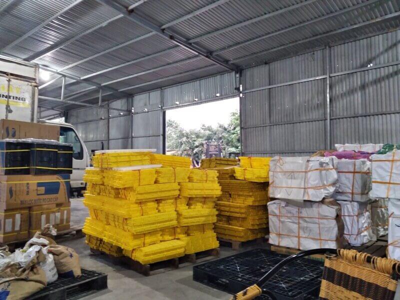 Lịch xe vận chuyển hàng hóa Bắc Trung Nam xuất phát hàng ngày