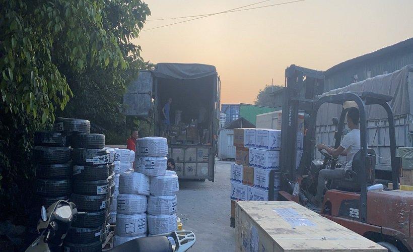 Công ty vận tải hàng hóa Bắc Nam Bắc Việt