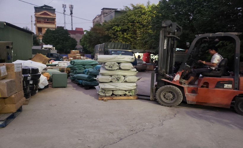 Dịch vụ vận tải hàng hóa bắc nam Bắc Việt 2020