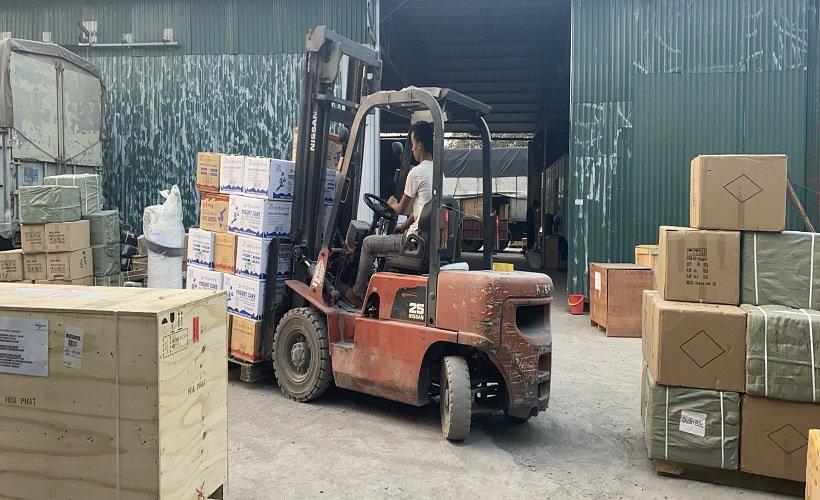 Vận tải hàng hóa Bắc Nam uy tín