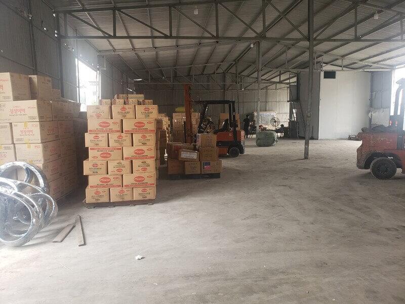 Giá cước vận chuyển hàng hóa Bắc Nam tại Bắc Việt là tốt nhất hiện nay