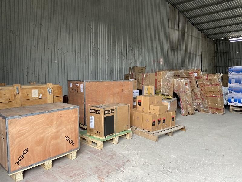 vận chuyển hàng hóa Sài Gòn ra Bắc Ninh