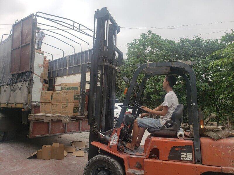 Công ty vận tải Bắc Việt chuyên chuyển hàng Bắc Nam giá rẻ