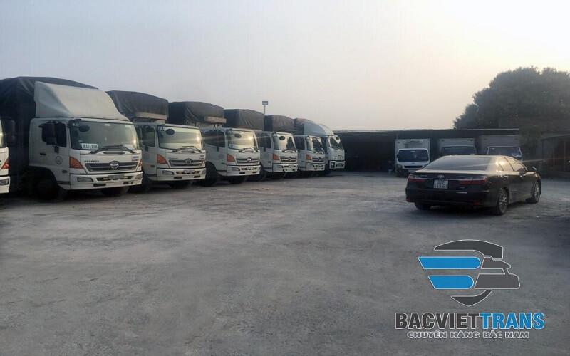 Dịch vụ vận chuyển hàng hóa Bắc Nam Bắc Việt là lựa chọn tốt nhất cho bạn