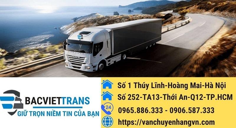 Vận tải Bắc Việt tuyển dụng