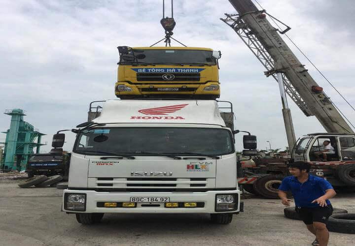 Chọn công ty vận chuyển có phương thức giao hàng đa dạng