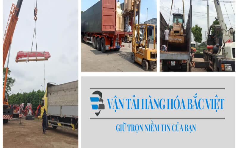 Dịch vụ chuyển hàng Bắc Nam uy tín của Bắc Việt
