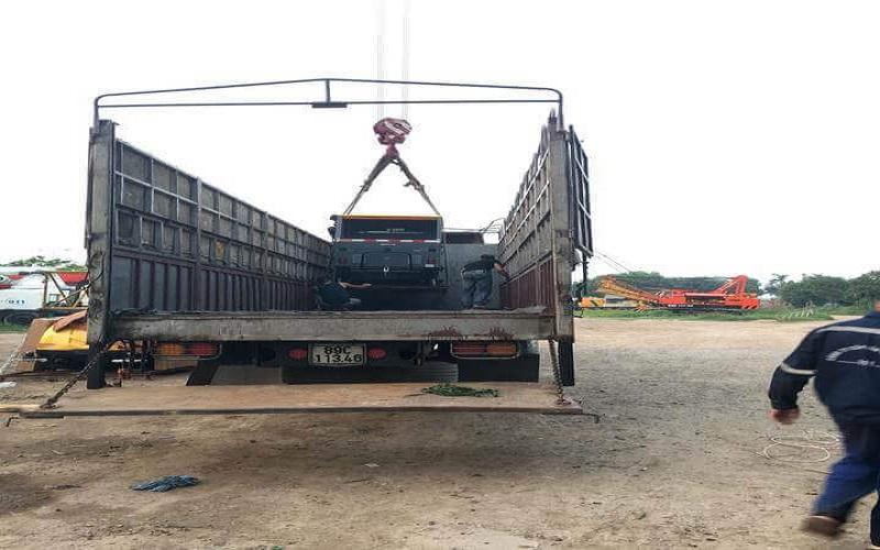 Hệ thống xe tại Bắc Việt được trang bị đầy đủ