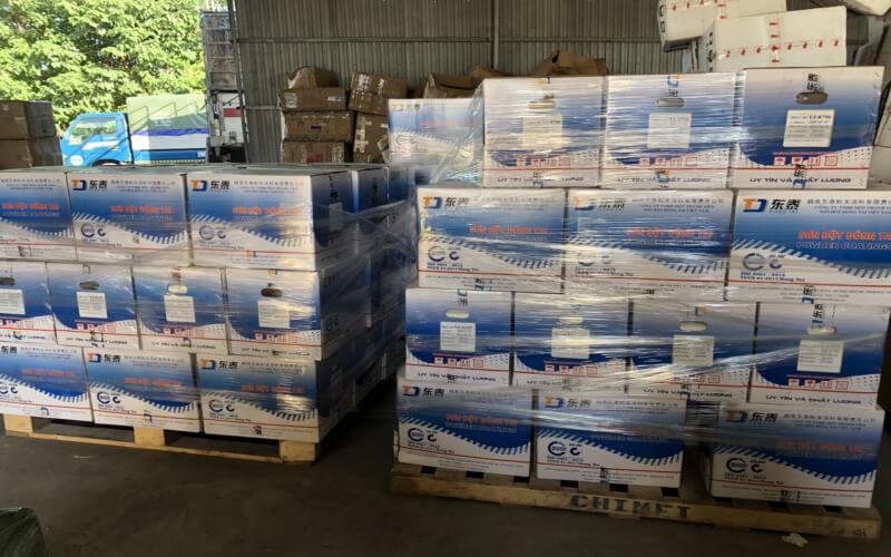 Nhu cầu chuyển hàng Hà Nội Đà Nẵng ngày càng tăng cao