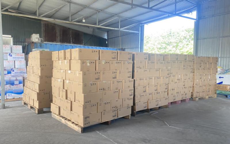 Gửi hàng từ Hà Nội đi Đà Nẵng có thể vận chuyển nhiều loại hàng khác nhau